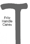 Fritz Handle Canes