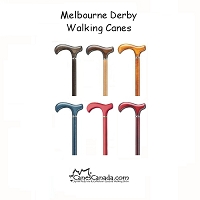 Melborne Derby Walking Cane