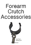 Forearm Crutch Accessories