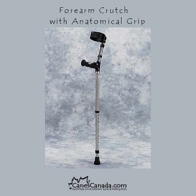 pediatric crutches, full cuff