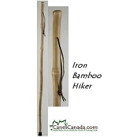 IRON BAMBOO HIKING STICK