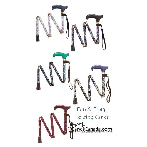 MINI FOLDING DERBY TRAVEL CANE